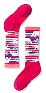 Smartwool Kids/' Ski Racer Sock Merino Wool Over the Calf Sock for Boys and Girls