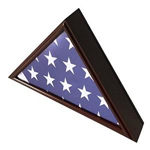 Flag case cherry