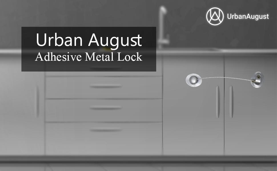 Urban August Metal Lock
