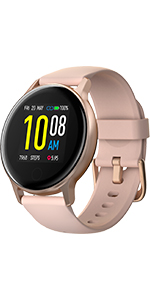 Uwatch 2S rose gold
