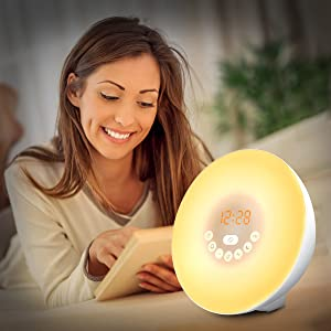 lecture lampe chevet