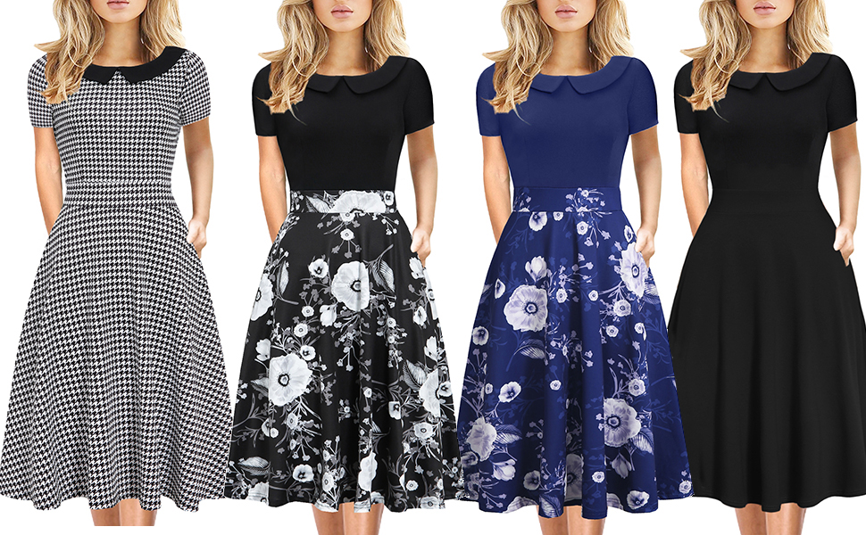 wear to work, family gathering, from casual, dinner, vacation, cocktail, wedding party dress
