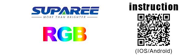 Jeep Wrangler RGB Headlights with turn signal