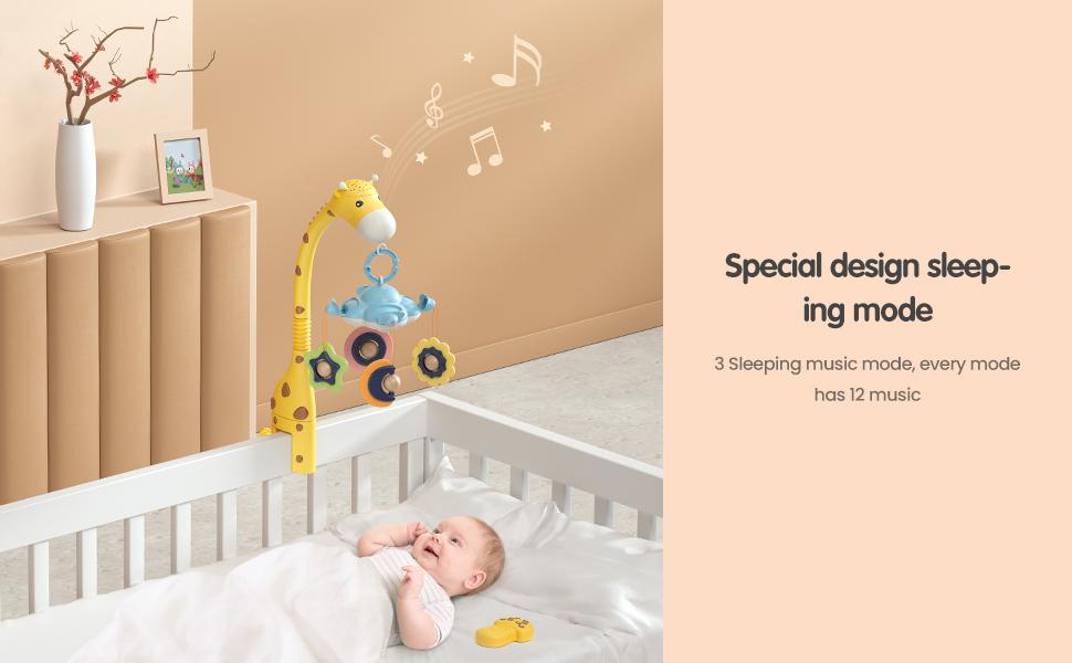 musique bébé lit