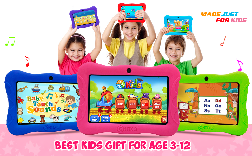 kids tablet learning education