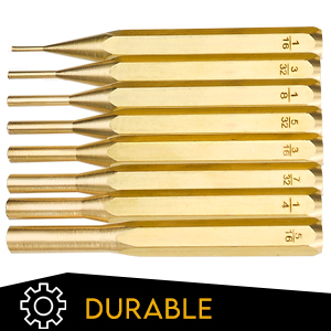 durable punch set