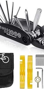 fiets gereedschapsset