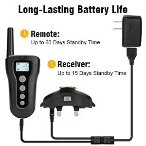Long Lasting Battery Life