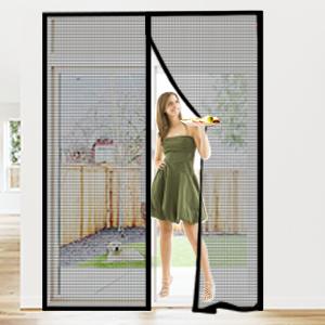magnet screen door