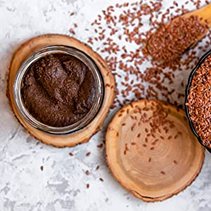 flax seed butter rightfood