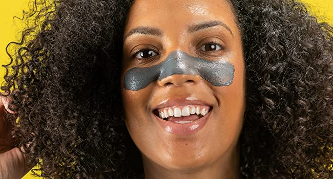 charcoal clay face mask mud mask