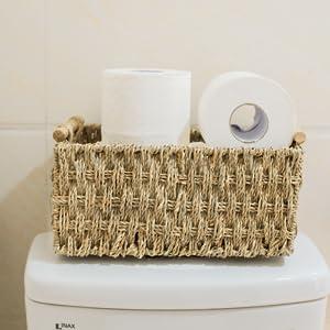 Small Basket for Bathroom
