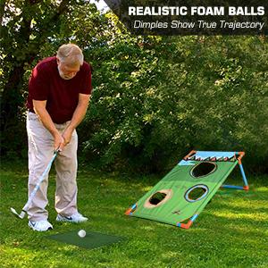 Golfing Chipping Net