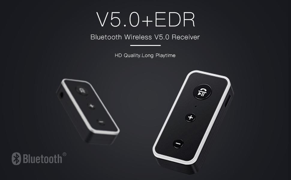 Bluetooth Receiver/Car Kit