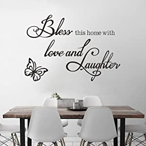 wall saying decals