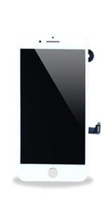 Bokman LCD Pantalla para iPhone 6s Reemplazo de Pantalla LCD con Botón de Inicio, Cámara Frontal, Sensor Flex, Altavoz Auricular y Herramientas de ...