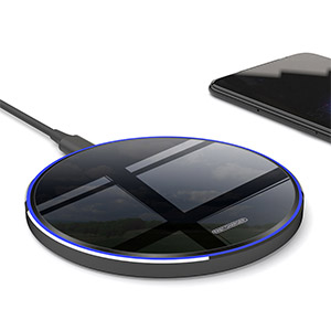 20W wireless charger for iphone