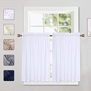 36 inch tier curtains