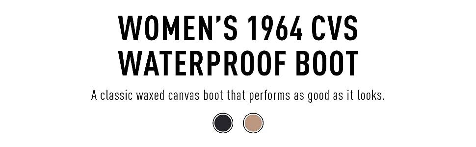 Women's 1964 CVS Waterproof Boot