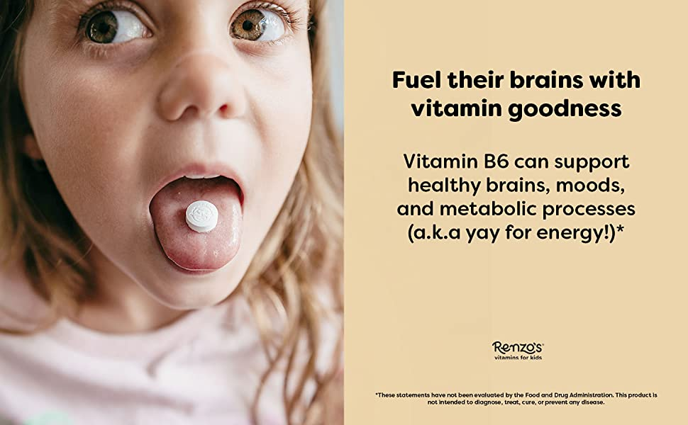vitamin b6 for kids
