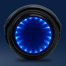 LED mirror wheel