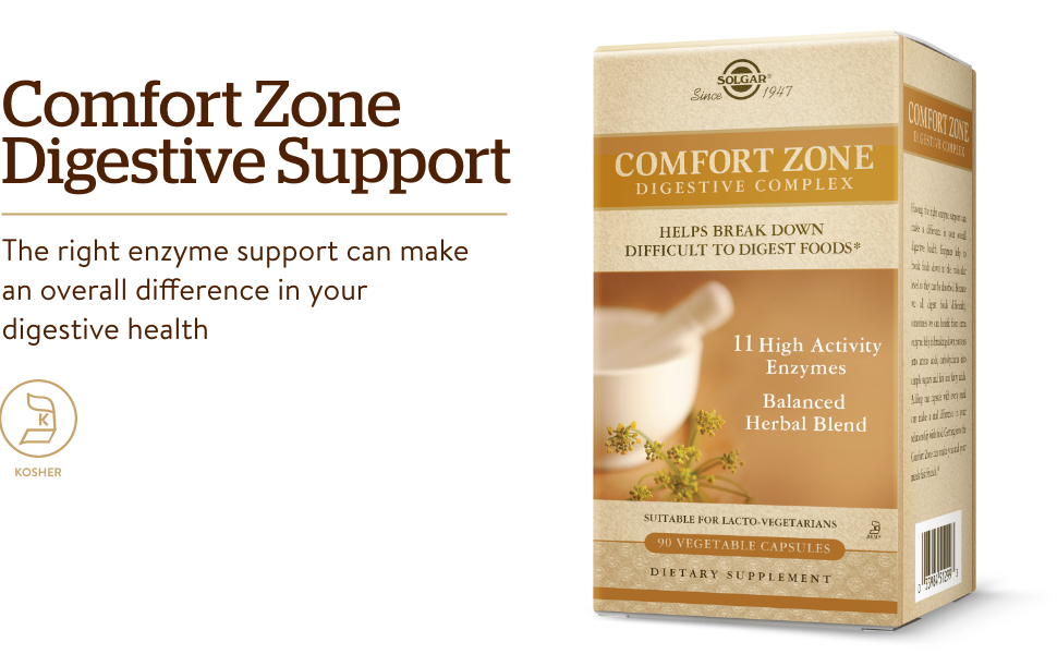 Enzymes for Digestion - Support The Body's Natural Digestive Process