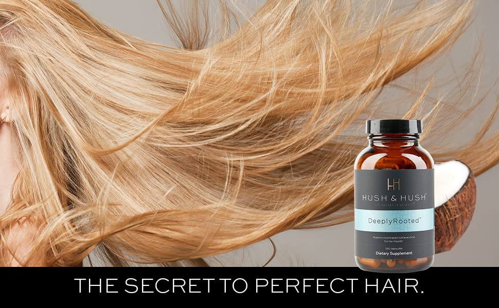 DeeplyRooted Hair Growth Supplement