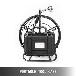Pipe Inspection Camera Kit