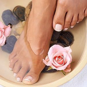 soak your feet