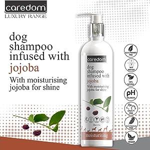 Caredom Luxury Jojoba Shampoo