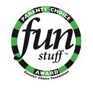 Parents Choice Foundation, Toy Award, Fun Stuff, quality