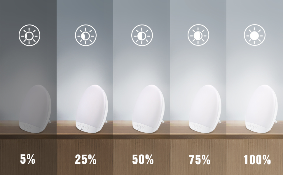 dimmable light