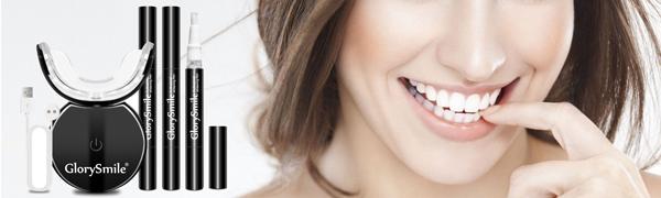 Glorysmile teeth whitening kit