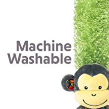 Machine Washable Baby Toy