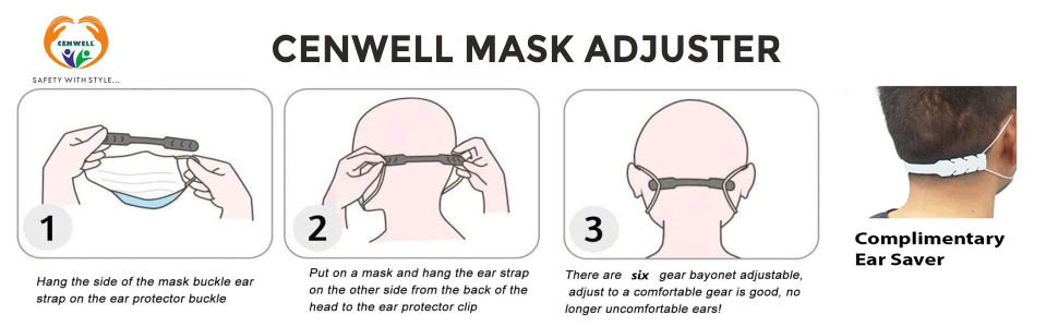 Mask with Adjuster