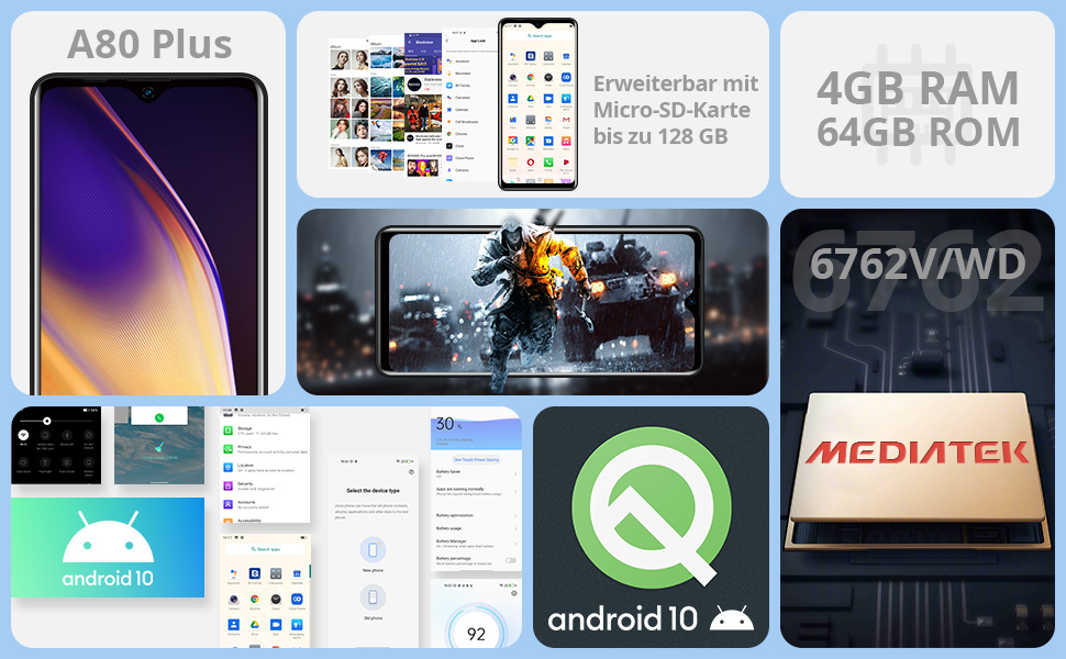 Android 10 handy