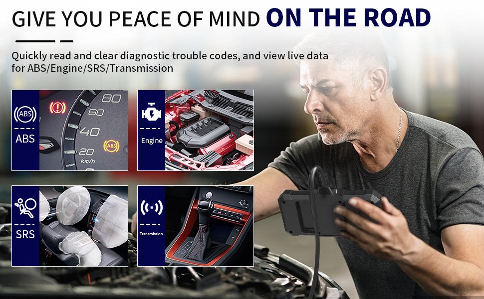 car reader diagnostic