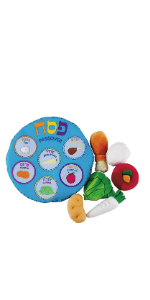 passover plush cooking toy