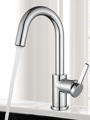 chrome bar faucet