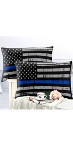 flag pillowcases