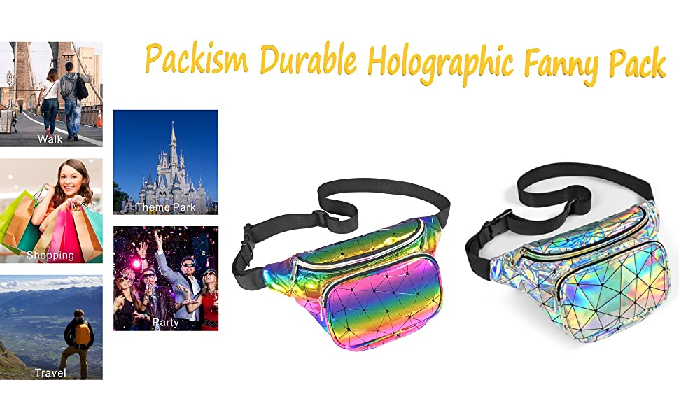 Packism Fanny Pack
