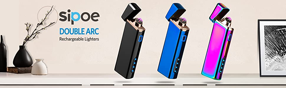 Best lighters Sipoe Electric lighters