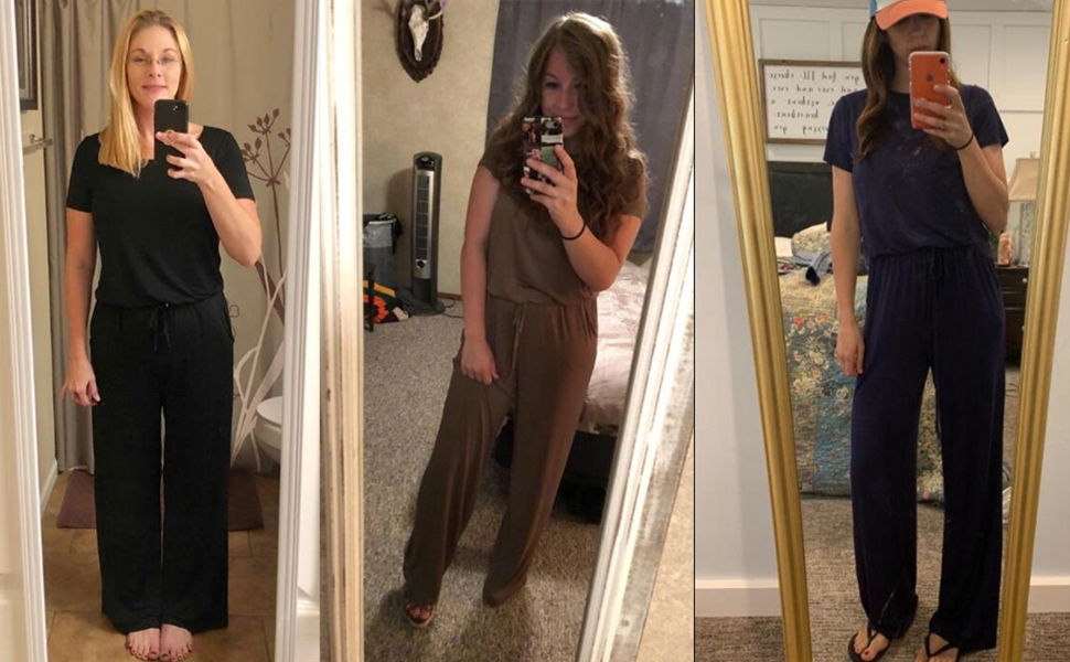 casual jumpsuit romper summer