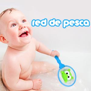 guarda juguetes bañera