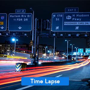Video e foto time lapse