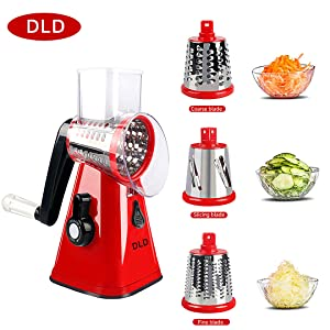 Multifunctional 3-in-1 vegetable cutter
