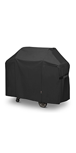 Amazon Com Unicook Grill Cover For Weber Spirit 200 And 300 Series Heavy Duty Waterproof Barbecue Cover Fade And Uv Resistant Compared To Weber 7106 Garden Outdoor