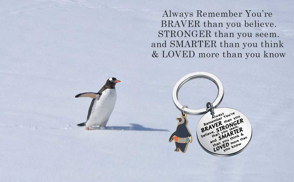 Inspirational Penguin Gifts
