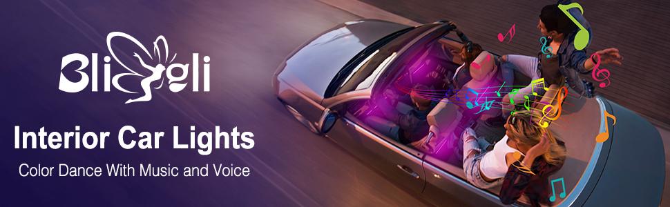 Best rating interior car lights