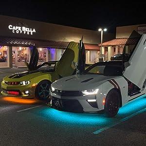 underglow light truck